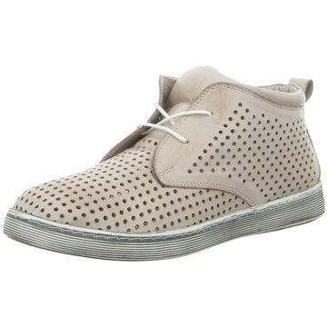 Esgano Sneaker High grau