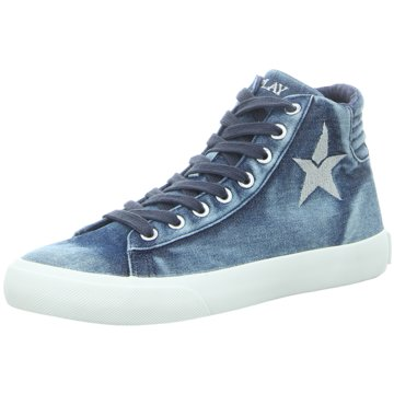 Replay Sneaker blau