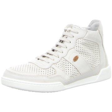 camel active Sneaker High weiß