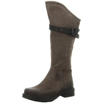MACA Kitzbühel Klassischer Stiefel grau