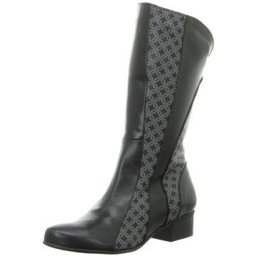 Maria Shoes Klassischer Stiefel schwarz
