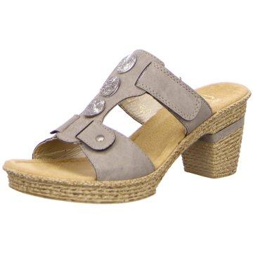 b8d2457583d8 Rieker Pantoletten für Damen jetzt im Online Shop kaufen   schuhe.de