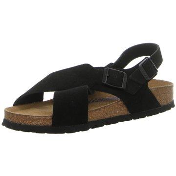 Birkenstock SandaleTulum SFB schwarz