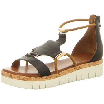 Inuovo Top Trends Sandaletten schwarz