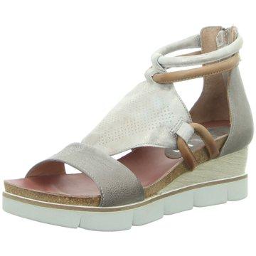 Mjus Top Trends Sandaletten beige