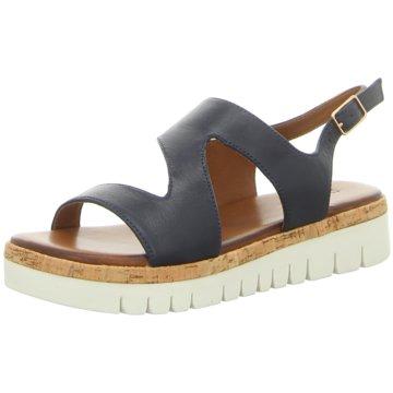 Inuovo Sandalette blau