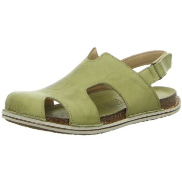 Gemini Komfort Sandale grün