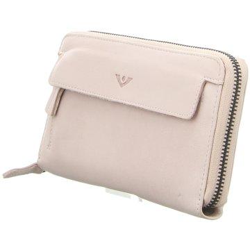 Voi Leather Design Geldbörse rosa