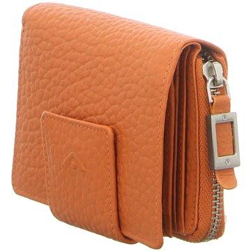 Voi Leather Design Geldbörsen & EtuisKombibörse orange