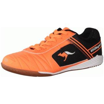 KangaROOS Hallen-Sohlen orange