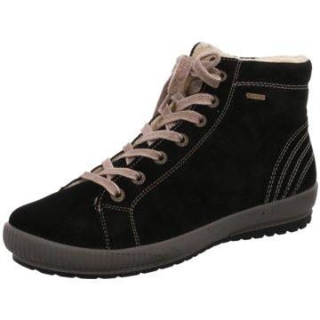 Legero Komfort Stiefelette schwarz