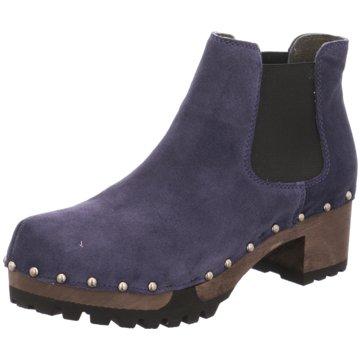 Softclox Chelsea Boot blau