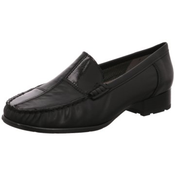 Jenny Komfort Slipper schwarz