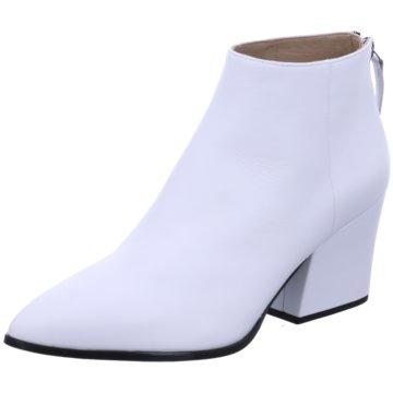 Unisa Ankle Boot weiß