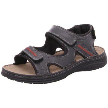 Longo Sandale schwarz