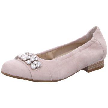 Semler Klassischer Ballerina rosa