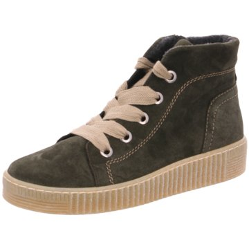 Gabor Sneaker High grün