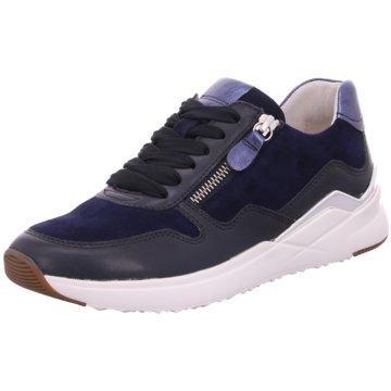 Gabor Sneaker Low blau