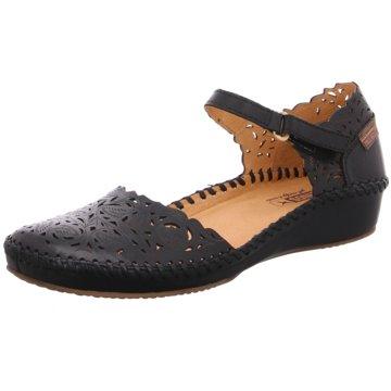 Pikolinos Komfort SandaleSandale schwarz