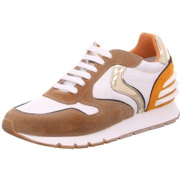 Voile Blanche Sneaker Low braun