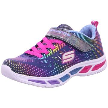 Skechers Sneaker LowS Lights Litebeams Gleam N' Dream blau