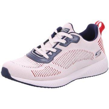 Skechers Sportlicher Schnürschuh weiß