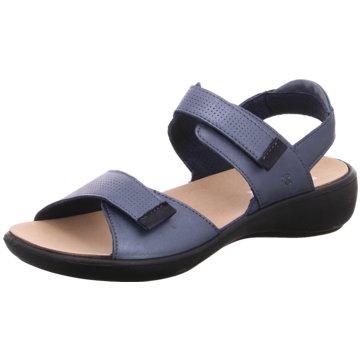 Romika Komfort Sandale blau
