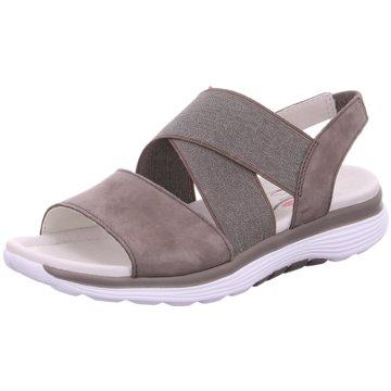 Gabor Komfort SandaleRollingsoft braun
