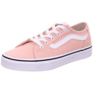 Vans Sneaker World rosa