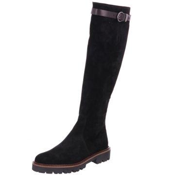 Maripé Klassischer Stiefel schwarz