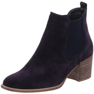 Tamaris Chelsea Boot blau