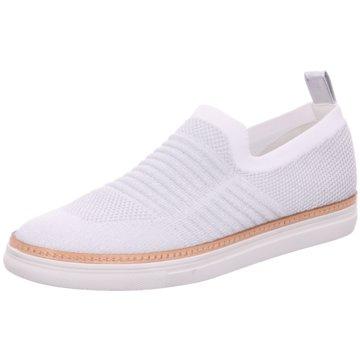 La Strada Sportlicher Slipper weiß