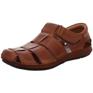 Pikolinos Sandale braun