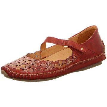Pikolinos Komfort Slipper rot