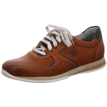 Fretz Men Sneaker Low braun