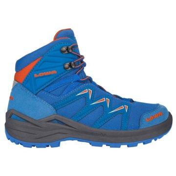 LOWA Wander- & BergschuhINNOX PRO GTX MID JUNIOR - 640116 blau