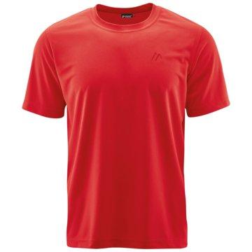 Maier Sports T-ShirtsWALTER - 152302 rot