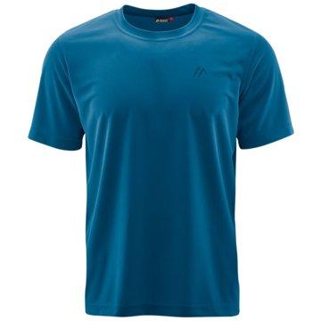 Maier Sports T-ShirtsWALTER - 152302 blau
