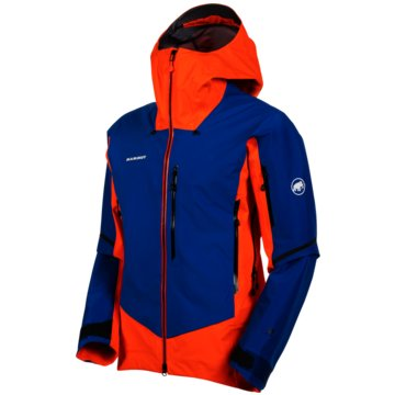 Mammut FunktionsjackenNORDWAND PRO HS HOODED JACKET MEN - 1010-28050 orange