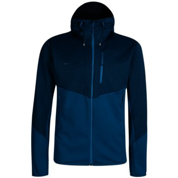 Mammut FunktionsjackenULTIMATE VI SO HOODED JACKET MEN - 1011-01230 schwarz