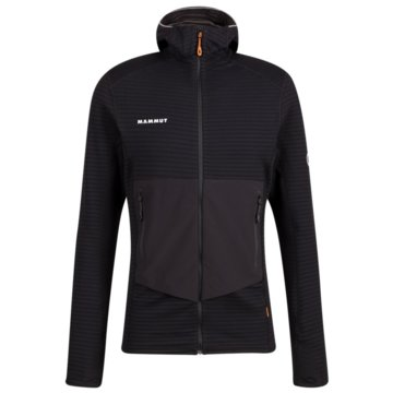Mammut FunktionsjackenACONCAGUA LIGHT ML HOODED JACKET MEN - 1014-03020 schwarz