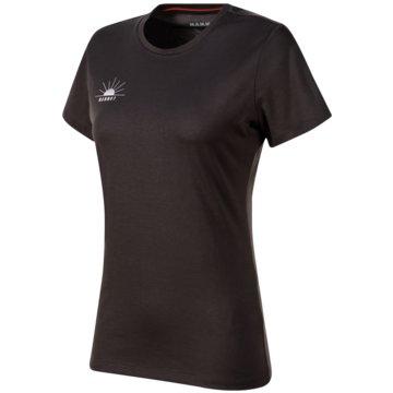 Mammut T-ShirtsSEILE T-SHIRT WOMEN - 1017-00981 schwarz