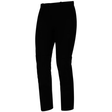 Mammut OutdoorhosenRUNBOLD ZIP OFF PANTS WOMEN - 1022-00510 schwarz