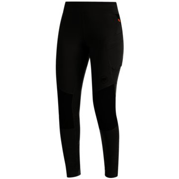 Mammut Tights schwarz