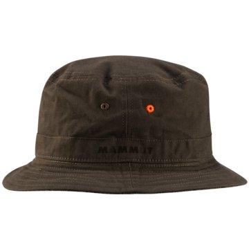 Mammut HüteMAMMUT BUCKET HAT - 1191-00620 oliv