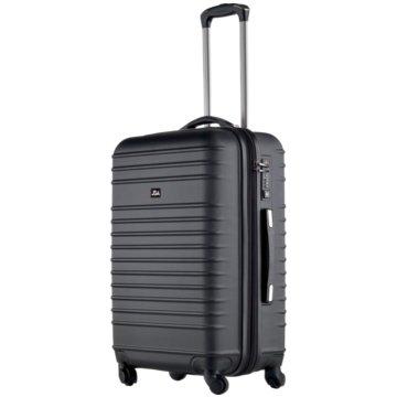 JSA Koffer schwarz