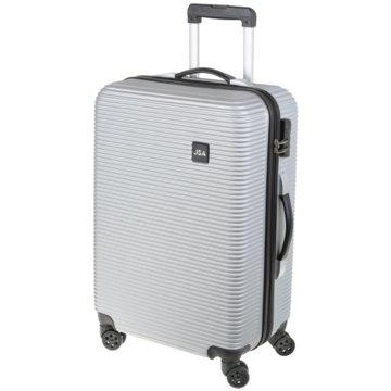 JSA Koffer silber