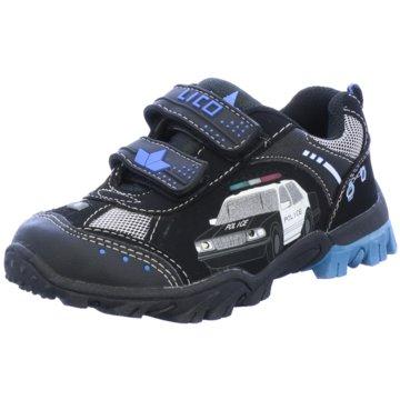 Lico Sneaker Low./. schwarz