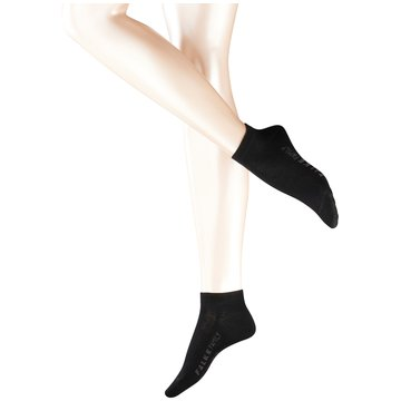 Falke DamenmodeFamily Short schwarz