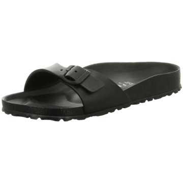 Birkenstock Pool SlidesMadrid schwarz